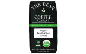 The Bean Coffee Company Organic Breakfast Blend, Light Roast