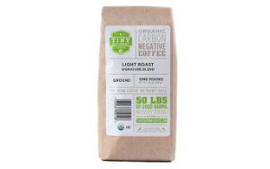 Tiny Footprint Coffee Organic Light Roast Signature Blend